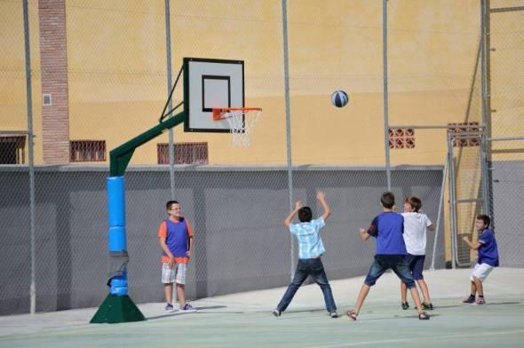 Deporte en el ámbito escolar