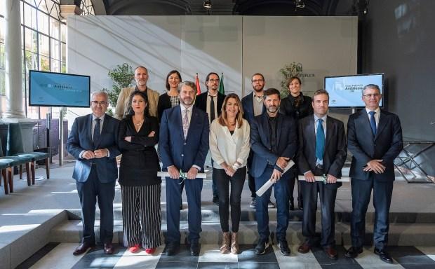 Premios de Periodismo en Andalucía