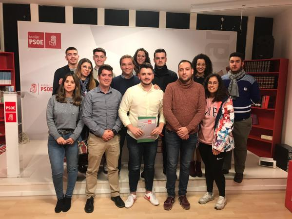 Juventudes Socialistas de Andújar