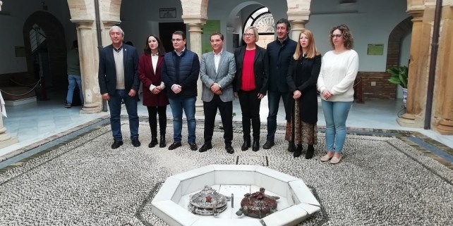 Concejales socialistas en Andújar