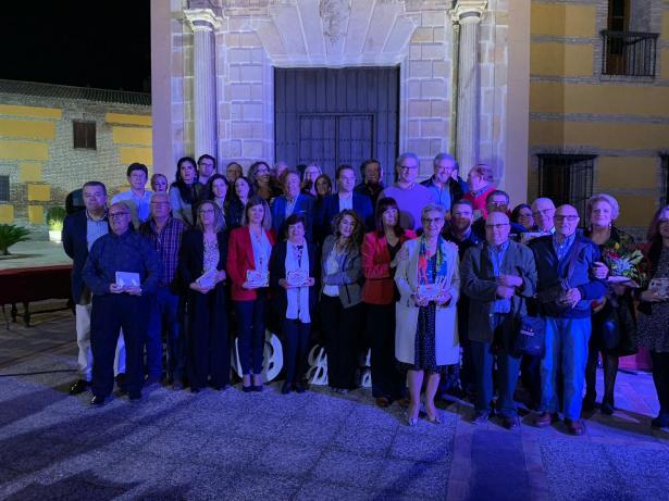 reconocimiento a alcaldes de Andújar