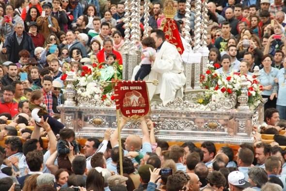 fiestas mayores de Andújar