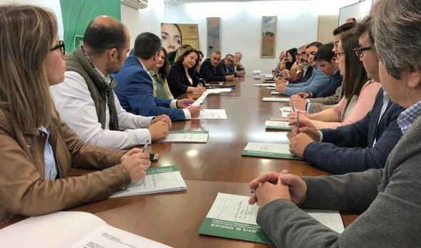 ayudas a las agroindustrias de Jaén