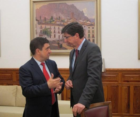 Juan Marín en Jaén