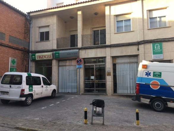 Centro de Salud de Porcuna
