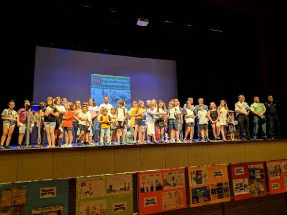 Jornadas Escolares de Educación Vial