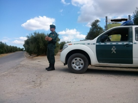 Guardia Civil de Jaén
