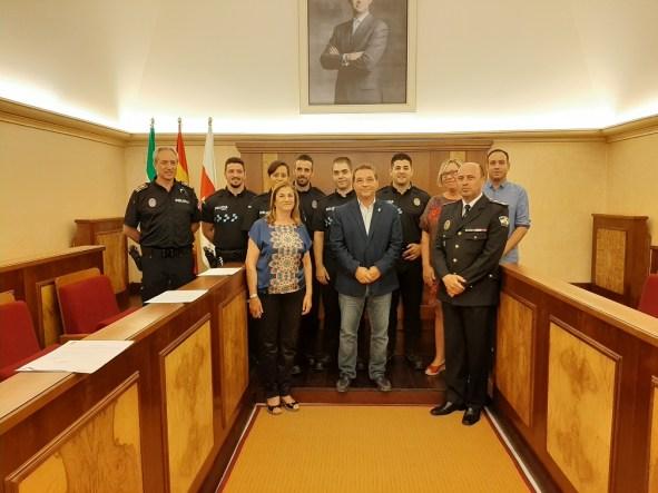 Policia Local de Andújar