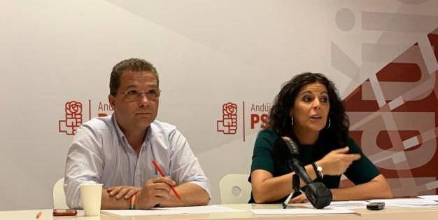 Presupuestos de la Junta de Andalucía