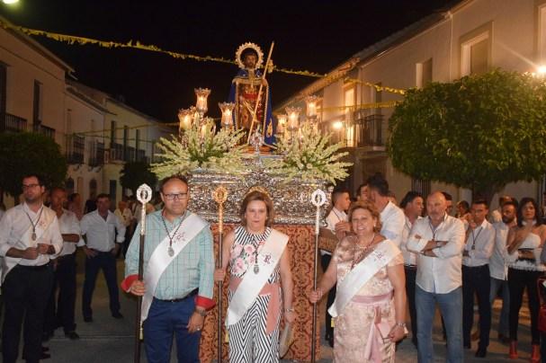 Fiestas de San Roque en Lopera