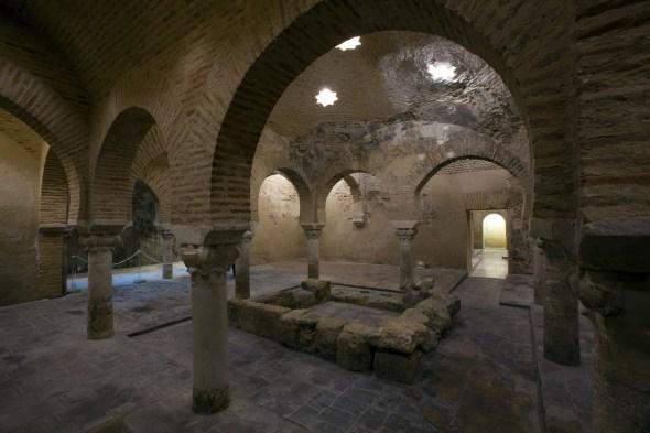 Baños Arabes de Jaén