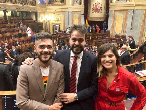 Diputados de Jaén en el Congreso