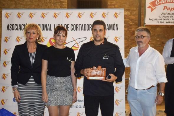 Concurso de Cortadores de Jamón de Lopera
