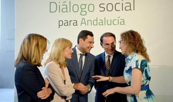 Sindicatos en Andalucía