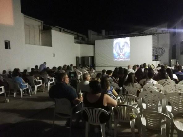 Cine Verano de la Diputación de Jaén