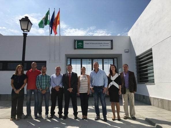 Colegio San Sebastián de Higuera de Calatrava
