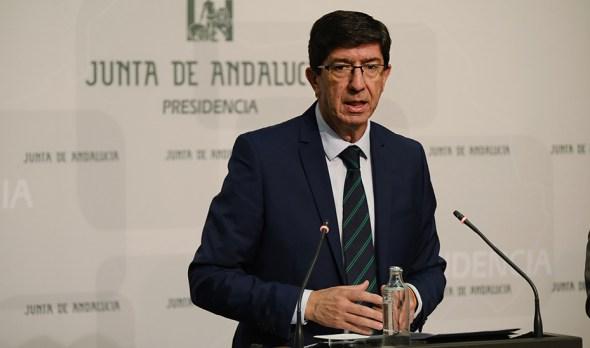 ITI para la provincia de Jaén