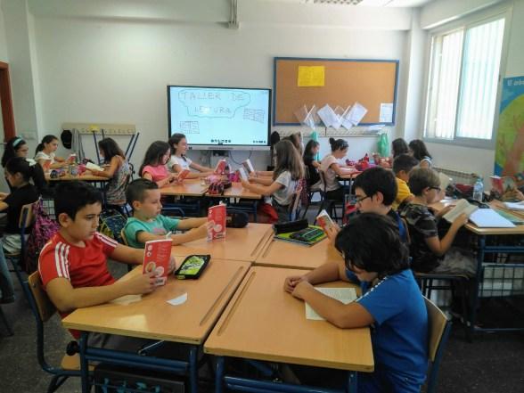 Nuevos apredizajes en el aula