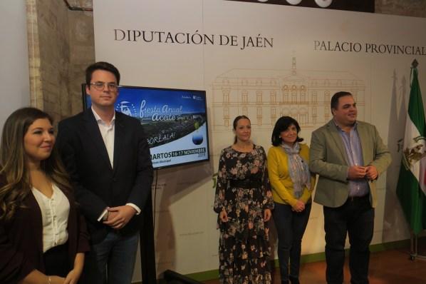 Fiesta del Primer Aceite de Jaén