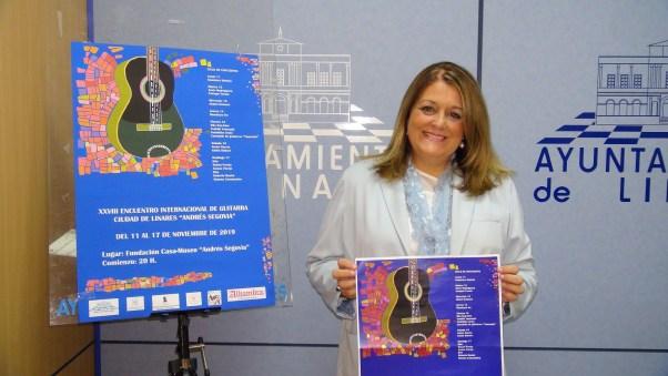 Concurso Internacional de Guitarra Ciudad de Linares Andrés Segovia