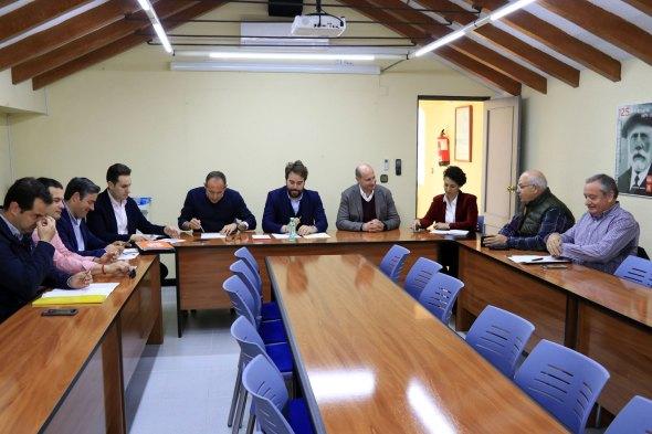 Organizaciones agrarias con el PSOE de Jaén