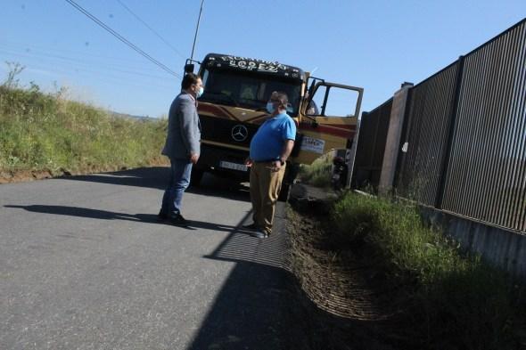 Arreglo de caminos en Andújar