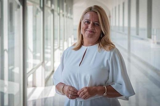 """Ángela Hidalgo: """"Más de 400 familias jiennenses podrán acceder a ayudas para pagar el alquiler""""."""