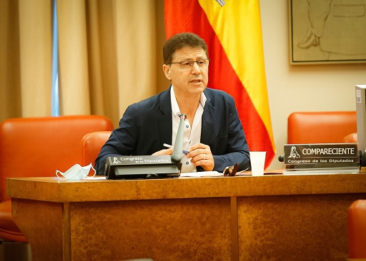 COAG presenta en el Congreso «Las 100 medidas agrarias» para la reconstrucción social y económica de España.