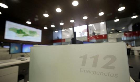 Muere un hombre tras ser golpeado por una máquina en Arquillos (Jaén).