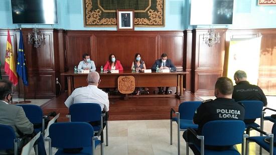 La Subdelegación, la Junta de Andalucía, la UJA y los ayuntamientos ultiman el dispositivo de seguridad para la Prueba de Acceso a la Universidad.