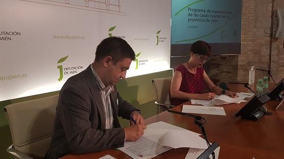 Diputación destinará 150.000 euros para ejecutar reparaciones en 12 acuartelamientos de la Guardia Civil.