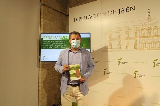 Diputación ofrece un nuevo servicio a almazaras y cooperativas para el aprovechamiento de los subproductos del olivar.