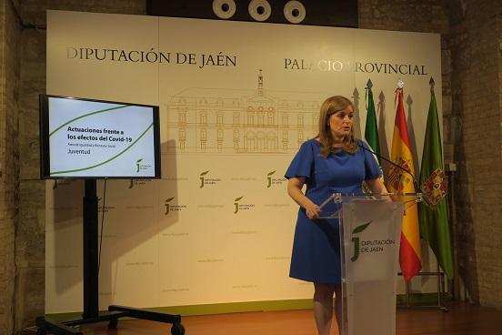 Diputación ha incrementado sus ayudas a ayuntamientos y asociaciones en 2020 para atender las demandas juveniles.