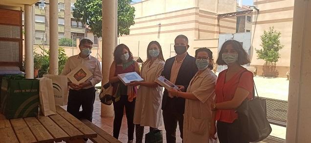 Igualdad y Unicef reparten 56 tablets entre centros de protección de menores de Jaén.