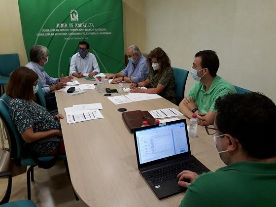 Economía aprueba 117.095 euros para seis proyectos de la provincia de Jaén de mejora de la competitividad y transformación digital.