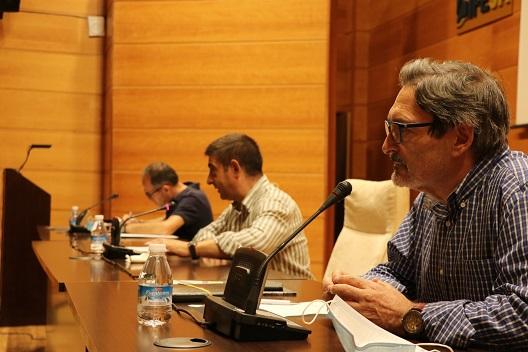 """Francisco Reyes muestra su """"preocupación"""" por el recorte de la Junta a los planes de empleo en Jaén."""