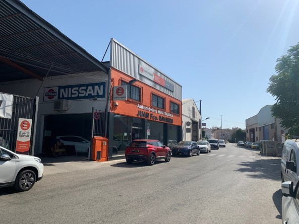 Polígono Industrial de Andújar