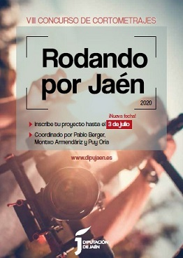 """La VIII edición del """"Rodando por Jaén"""" de la Diputación recibe 25 guiones para convertirse en un corto."""