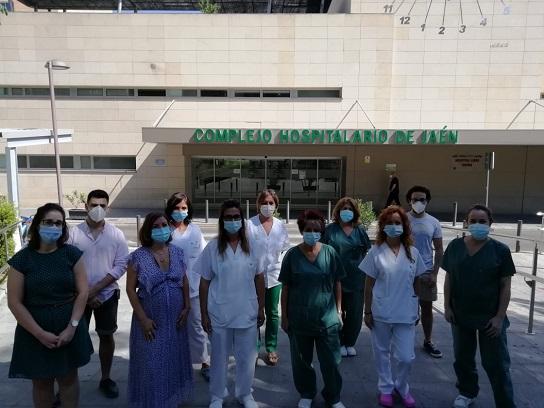 El Hospital de Jaén pone en marcha un Aula de Diabetes para formar pacientes.