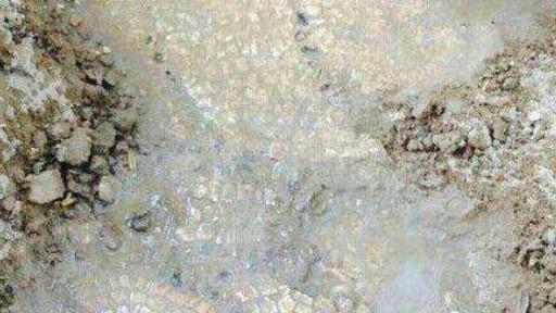 La Consejería de Cultura autoriza una intervención urgente para conservar los restos hallados en el embalse del Giribaile.