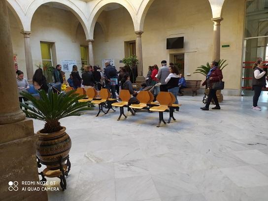 Andalucía Por Sí denuncia el mal funcionamiento de la Oficina de Atención al Ciudadano y la falta de atención a los vecinos y vecinas de Andújar.