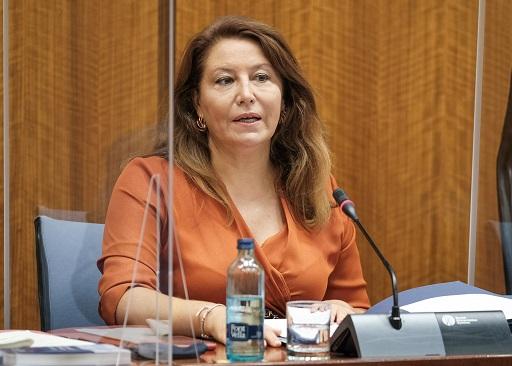 La consejera de Agricultura anuncia medidas preventivas que incluyen test a los temporeros desplazados a la campaña de la aceituna.