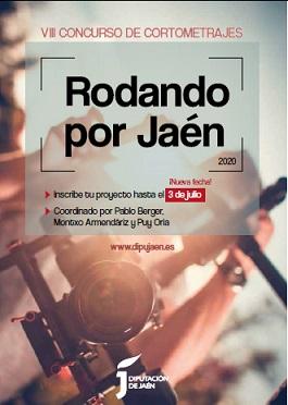Berger, Armendáriz y Oria participan desde mañana en el taller preparatorio de los 8 cortos finalistas del 'Rodando por Jaén'.