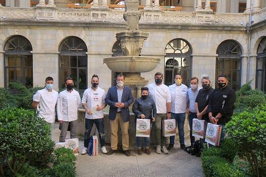 Una docena de restaurantes participarán del 1 al 11 de octubre en las I Jornadas Gastronómicas Degusta en Jaén.