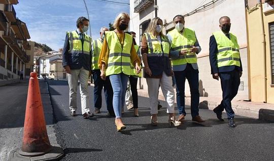 La Junta adjudica la actualización del proyecto de la Autovía del Olivar entre Martos y Alcaudete.