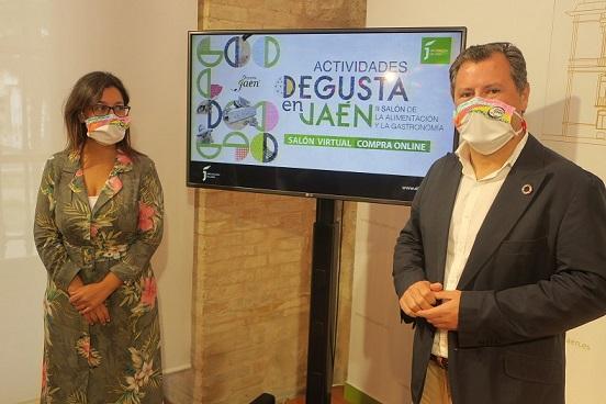 """Unas jornadas gastronómicas y un encuentro profesional iniciarán las actividades del II Salón """"Degusta en Jaén"""" ."""