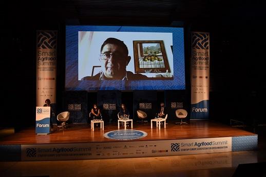 Francisco Reyes aborda en un foro europeo el papel de las diputaciones en la lucha contra la despoblación.