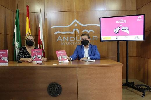 """El Ayuntamiento de Andújar pone en marcha la Guía Didáctica """"Conectar sin que nos raye""""."""
