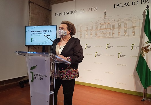 """Diputación presenta un presupuesto """"expansivo"""" para contribuir a la reconstrucción de la provincia en 2021."""