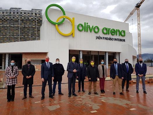 El Olivo Arena será uno de los escenarios favoritos de la RFEF para acoger las principales competiciones nacionales.